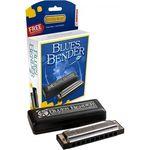 Губная гармошка диатоническая Hohner Blues Bender C M58501X