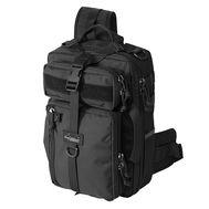 Однолямочный тактический рюкзак Kiwidition Tawaho City 10 черный, фото 1