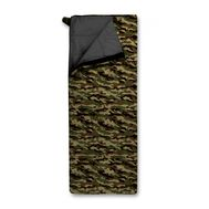 Спальный мешок Trimm Comfort TRAVEL, камуфляж, 185 R, 49304