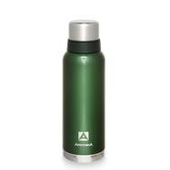 Термос Арктика 1.2 литра, американский дизайн, с узким горлом, зеленый 106-1200, фото 1