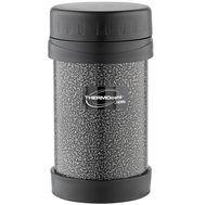 Термос для еды с широким горлом Thermocafe 500 мл, серый HAMJNL-500FJ, фото 1