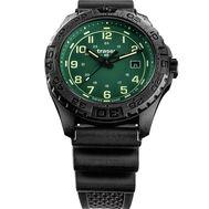 Часы  Traser P96 OdP Evolution Green 109052 с каучуковым ремешком, фото 1