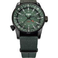 Часы Traser P68 Pathfinder GMT Green, зелёный нато 109033, фото 1
