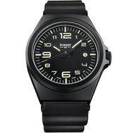 Часы Traser P59 Essential M Black каучуковый ремешок, фото 1