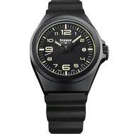 Часы Traser P59 Essential S Black каучуковый ремешок, фото 1