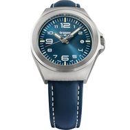 Часы Traser P59 Essential S Blue с кожаным ремешком, фото 1