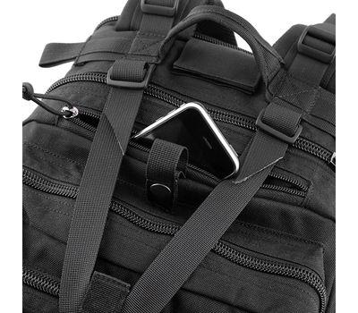 Тактический рюкзак Kahu Fatty черный