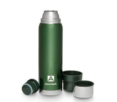 Термос Арктика 0.9 литра, американский дизайн, с узким горлом, зеленый 106 900