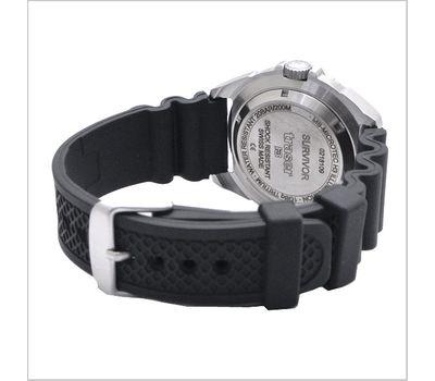 Часы Traser Survivor с каучуковым ремешком, фото 2