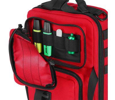 Однолямочный тактический рюкзак Kiwidition Tawaho City 15 черный, фото 3