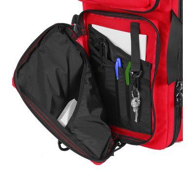 Однолямочный тактический рюкзак Kiwidition Tawaho City 15 черный, фото 4