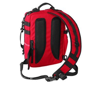 Однолямочный тактический рюкзак Kiwidition Tawaho City 10 черный, фото 2