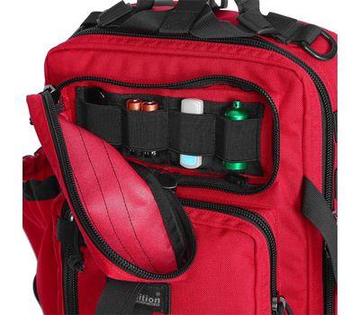 Однолямочный тактический рюкзак Kiwidition Tawaho City 10 черный, фото 3