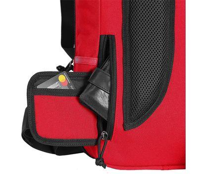 Однолямочный тактический рюкзак Kiwidition Tawaho City 10 черный, фото 6