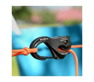 Крепление для веревки с карабином Nite Ize CamJam XT Aluminum NCJSA 01 R3
