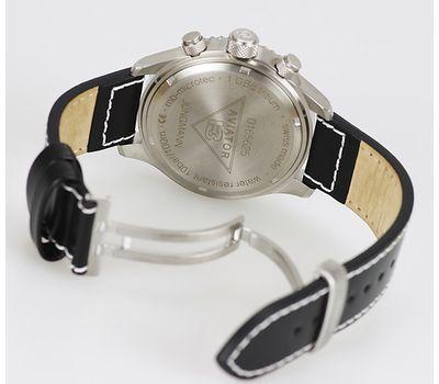 Часы Traser Aviator Jungmann с кожаным ремешком, фото 2