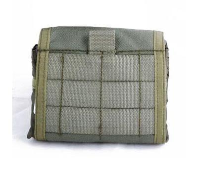 Складной рюкзак-подсумок Kiwidition Peke Sack, чёрный, фото 1