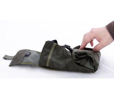 Складной рюкзак-подсумок Kiwidition Peke Sack, чёрный, фото 2