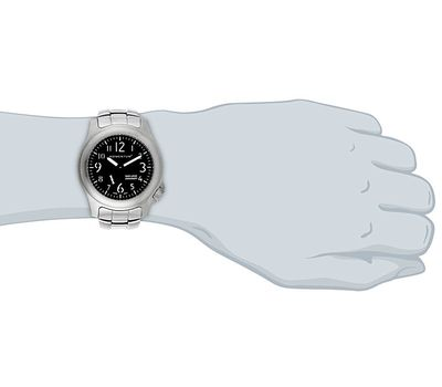 Часы Momentum Base-Layer со стальным браслетом