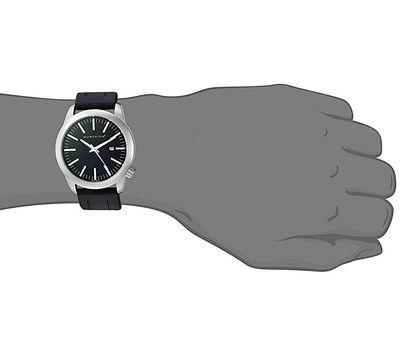 Часы Momentum Logic Steel с каучуковым ремешком