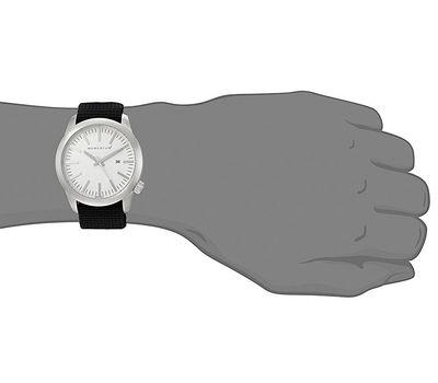 Часы Momentum Logic Steel White, нато