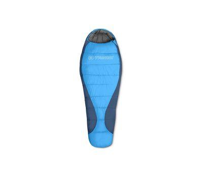 Спальный мешок Trimm Trekking GANT, синий, 185 L, 49271