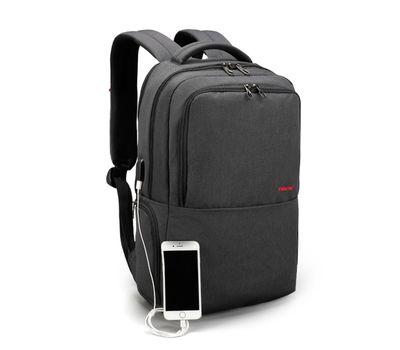 "Рюкзак Tigernu T-B3259 USB, темно-серый, 15,6"", фото 1"