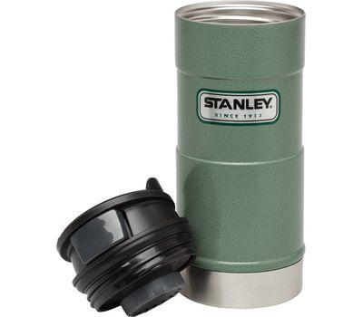 Термостакан Stanley Classic Mug 0.35L 1-Hand, зелёный, фото 1