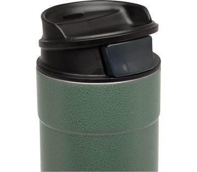 Термостакан Stanley Classic Mug 0.35L 1-Hand, зелёный, фото 3