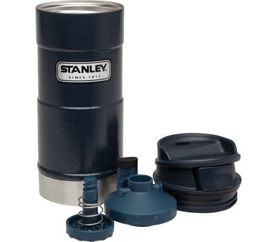 Термостакан Stanley Classic Mug 0.35L 1-Hand (тёмно-синий), фото 2