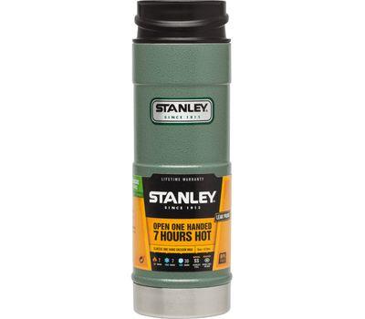 Термостакан Stanley Classic Mug 0.47L 1-Hand (зелёный), фото 1