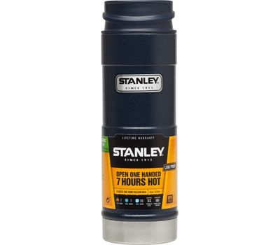 Термостакан Stanley Classic Mug 0.47L 1-Hand синий