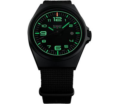 Часы Traser P59 Essential M Black, стальной браслет, фото 1