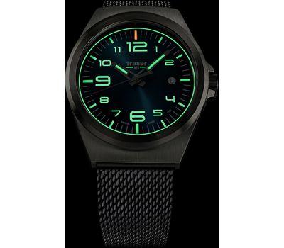Часы Traser P59 Essential M Blue, стальной браслет, фото 2