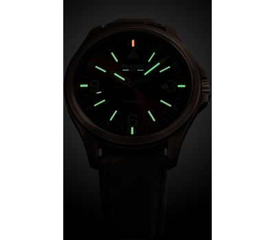 Часы Traser P67 Officer Pro Automatic Bronze Brown, фото 2