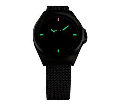 Часы Traser P59 Essential S BlackD, ремешок тк. иск. кожа, фото 3