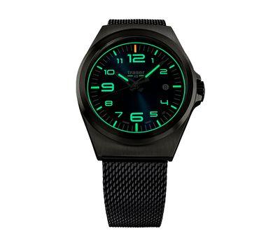 Часы Traser P59 Essential M BlackD, стальной браслет, фото 2