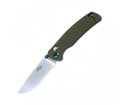 Нож Firebird F7542-GR зеленый, фото 1