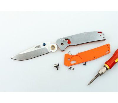 Нож Firebird FB7601-OR оранжевый, фото 9