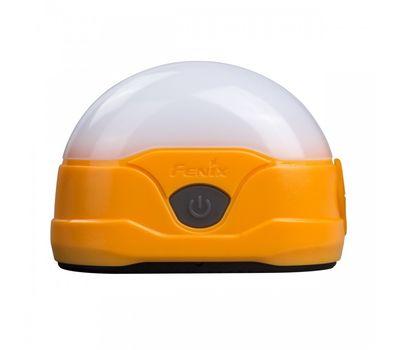 Кемпинговый фонарь Fenix CL20R оранжевый, фото 1