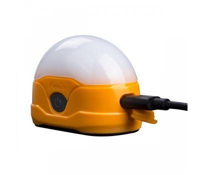 Кемпинговый фонарь Fenix CL20R оранжевый, фото 3