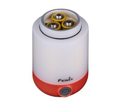 Кемпинговый фонарь Fenix CL23 красный, фото 2