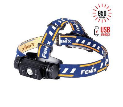 Налобный фонарь Fenix HL60R Cree XM-L2 U2 Neutral White LED, фото 1
