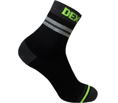 Непромокаемые носки Dexshell Pro Visibility - лето, чёрные, фото 1