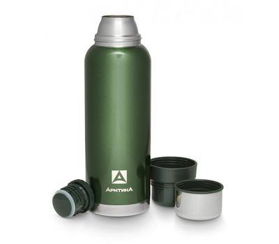 Термос Арктика 1.2 литра, американский дизайн, с узким горлом, зеленый 106-1200, фото 2
