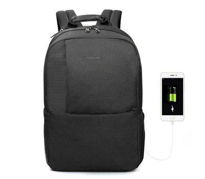 "Рюкзак Tigernu T-B3506 USB 15.6"" чёрный, фото 1"