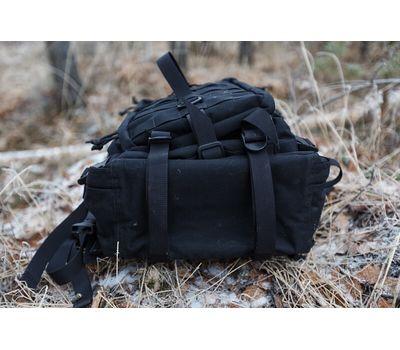 Тактический рюкзак Kiwidition Super Kahu Dark Grey, тёмно-серый, фото 5