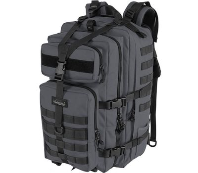 Тактический рюкзак Kiwidition Super Kahu Dark Grey, тёмно-серый, фото 1