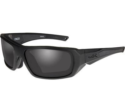 Баллистические очки Wiley-X WX ENZO, Black Ops, CCENZ01, фото 1