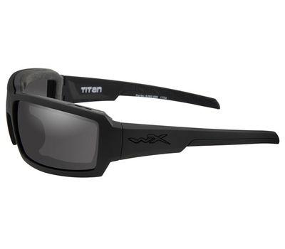 Тактические очки Wiley-X Titan Black Ops CCTTN01, фото 4